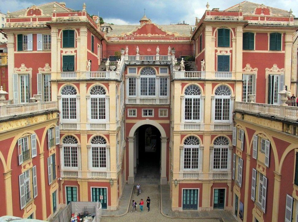 Genova Palazzo Reale
