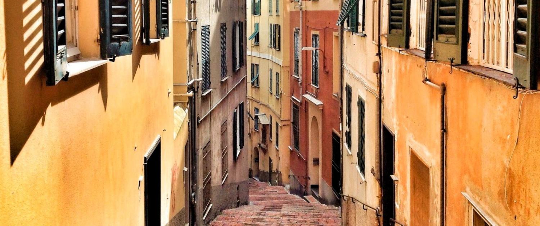 Genova carrugi