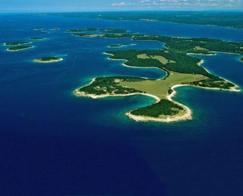 Istria E Isole Brioni