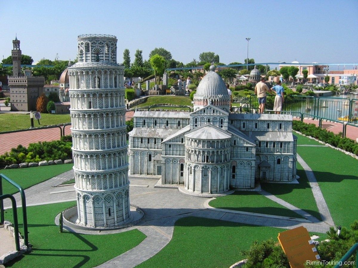 San Marino e Italia in miniatura (Pisa)