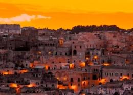 Puglia e presepe vivente a Matera