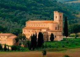 Montalcino Abbazia di Sant Antimo