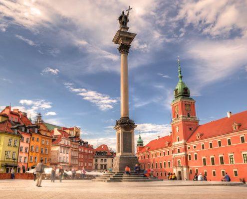 Polonia Tour Varsavia