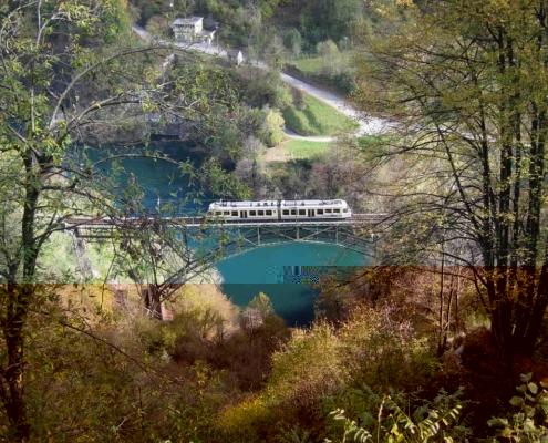Trenino delle Centovalli e Lago Maggiore