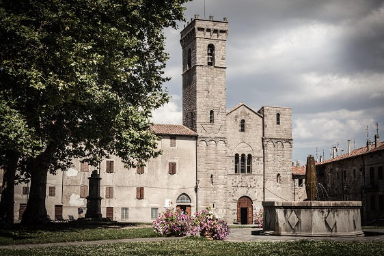 Abadia San Salvatore