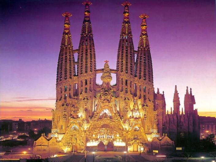 Barcellona Capodanno