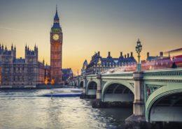 Londra tour di Natale