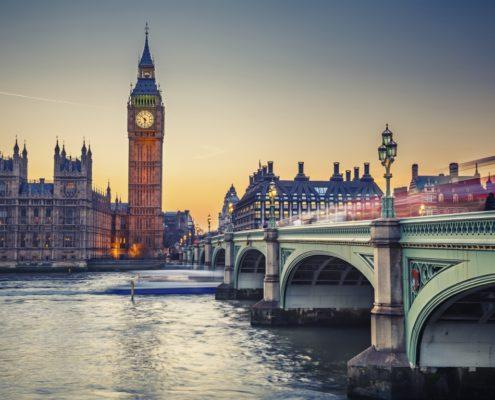 Londra tour