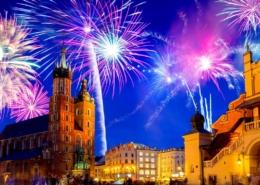 Cracovia, Bratislava Capodanno