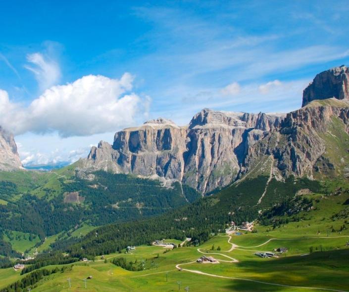 Dolomiti Soggiorno In Val Di Fiemme