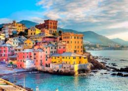 Genova e Boccadasse