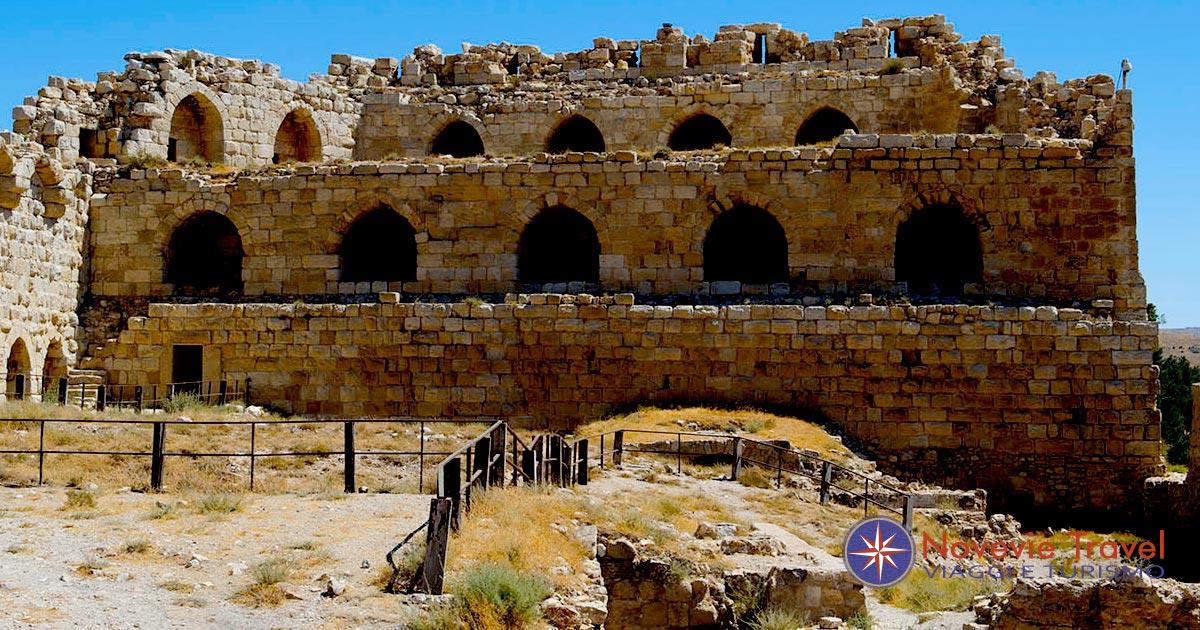 Giordania tour Kerak