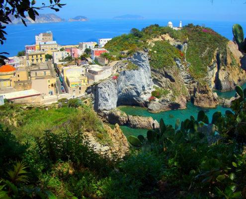 Riviera Di Ulisse Tour - isola di Ponza