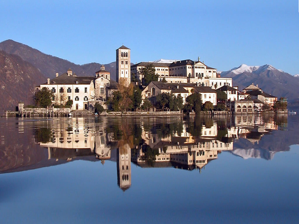 Lago Maggiore Tour lago d'Orta