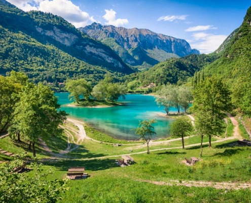 Lago del Tenno Trentino