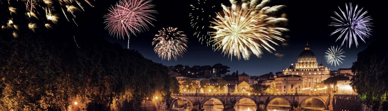 Capodanno 2019-20 Roma, Pomezia