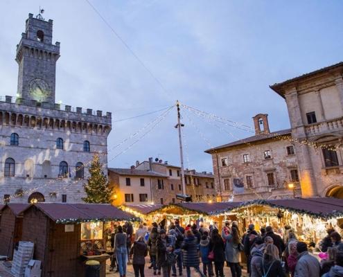 Montepulciano mercatini di Natale