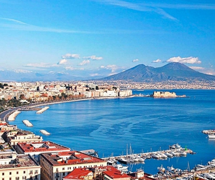 Napoli e Caserta