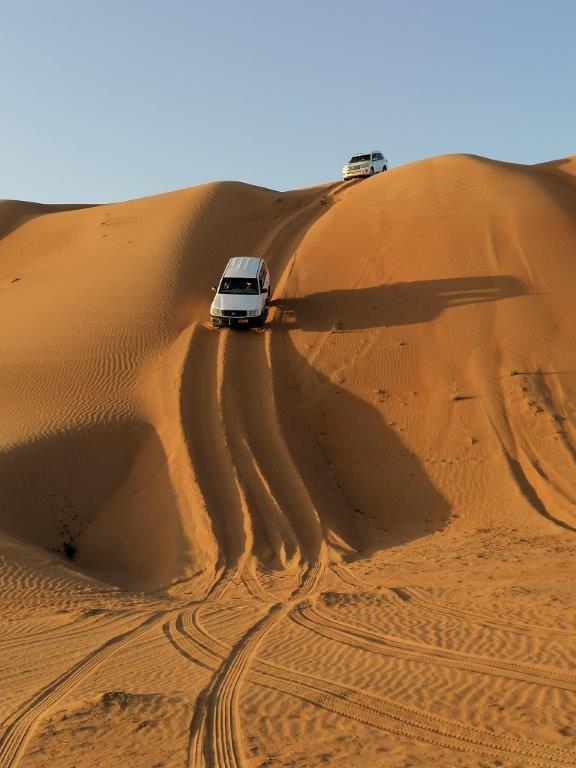 Oman tour tra mare e deserto