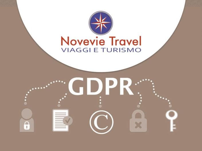 privacy e cookies policy Novevie Travel