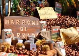 Sagra delle castagne a Marradi