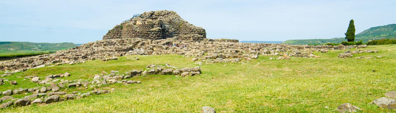 Sardegna del sud tour Nuraxi di Barumini