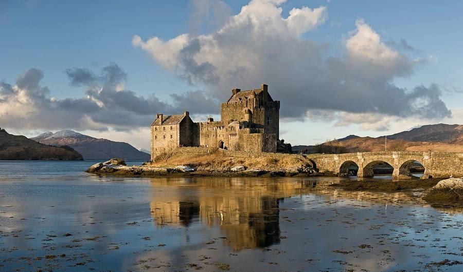Scozia Tour Eilean Donan Castle
