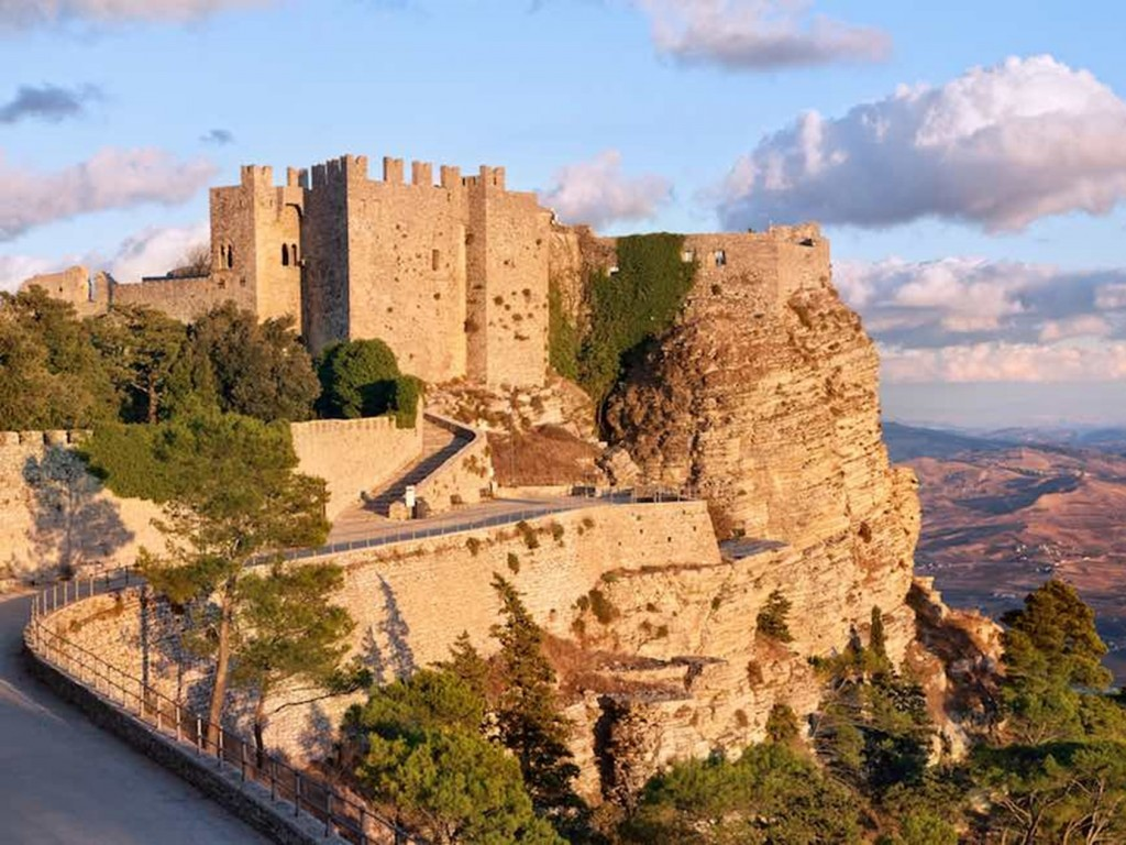Sicilia occidentale tour - Erice