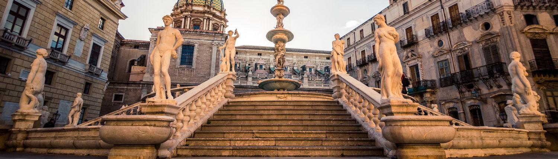 Sicilia occidentale tour - Palermo