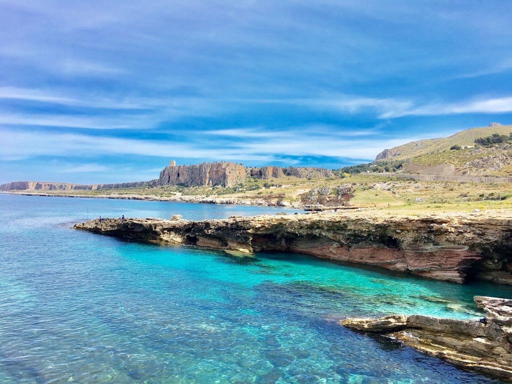 Sicilia occidentale tour - Zingaro