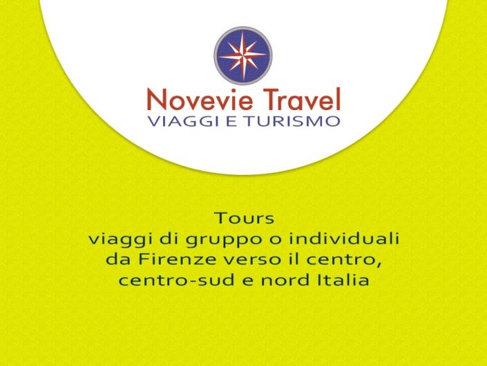 Tour, viaggi di gruppo o individuali