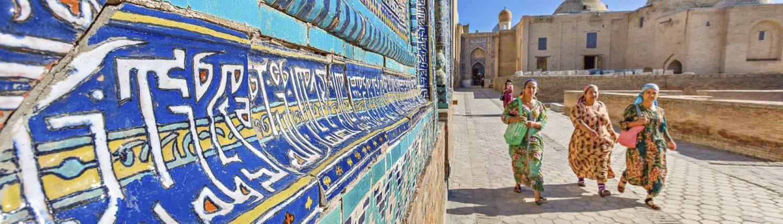 Uzbekistan Tour - Tashkent