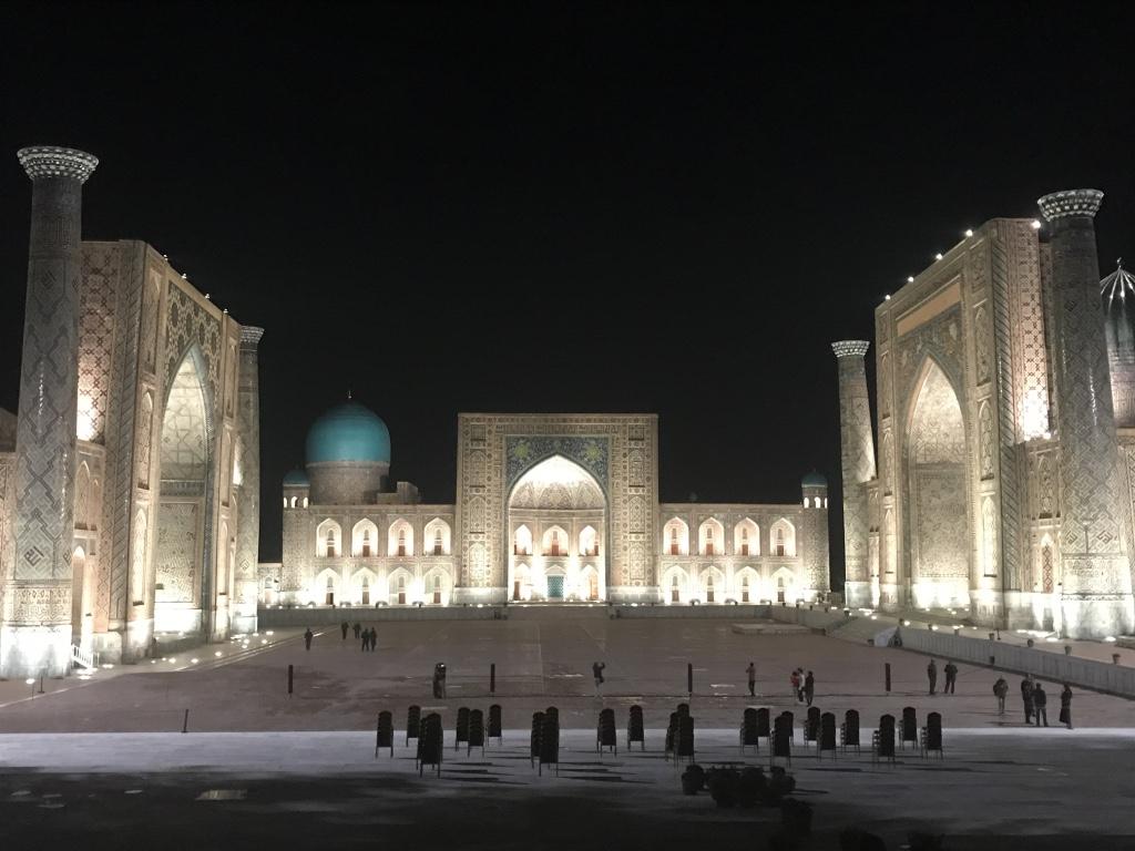 Uzbekistan Tour - Samarcanda