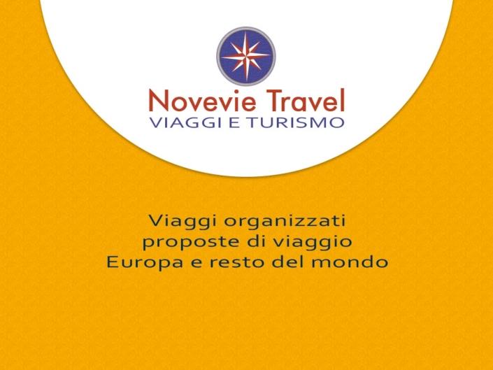 viaggi organizzati Novevie Travel